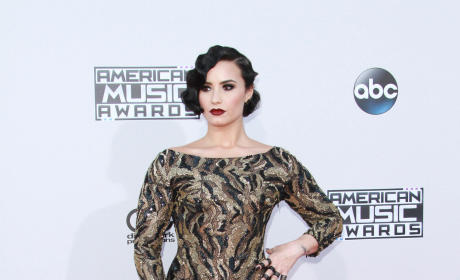Demi Lovato: 2015 American Music Awards