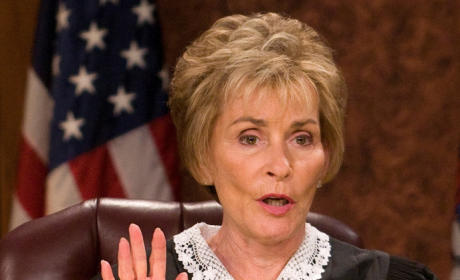 Judge Judy Photo