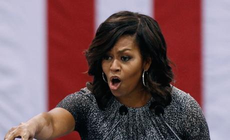 Michelle Obama  in Phoenix