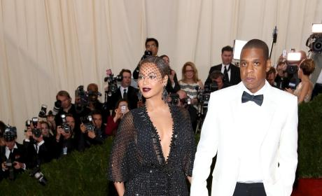 Beyonce & Jay-Z On Bad Terms, Hosted Most Awkard Party EVER