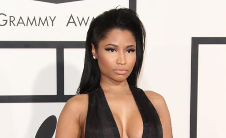 Nicki Minaj: In Love With Meek Mill, Hating on Safaree Samuels!