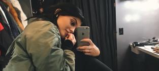 Kylie Jenner Pregnant? New Photo Sparks Tyga Baby Rumors