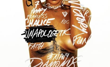 Rihanna Unapologetic Track List: Featuring Chris Brown!
