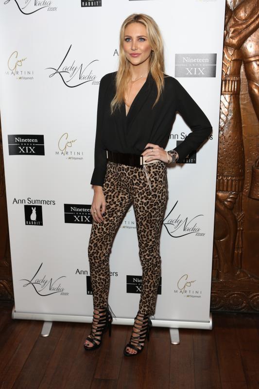 Stephanie Pratt: Lady Nadia Essex's Valentine's Day Party