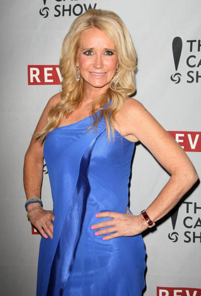 Kim Richards VIP Gala Pic