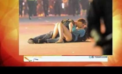 Vancouver Riot Kissing Couple Speaks on Street Smooch, Global Attention