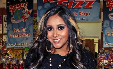 Snooki LOVES Breastfeeding!!!!!!!!!!
