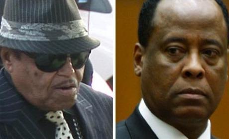 Joe Jackson Drops Lawsuit Against Dr. Conrad Murray