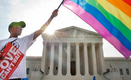 Supreme Court Rules in Favor of Nationwide Gay Marriage