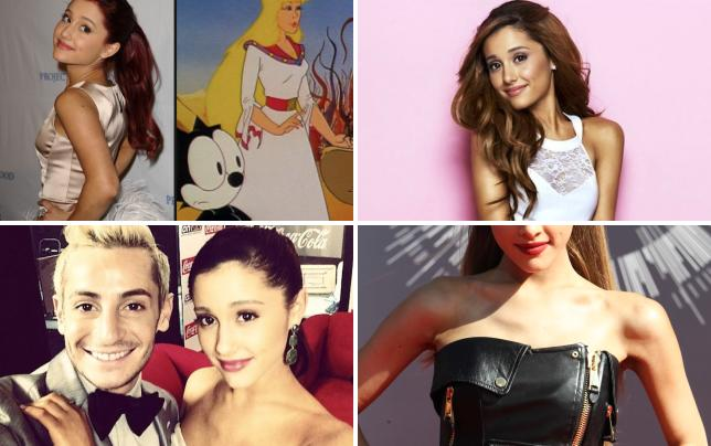 21 facts about ariana grande her name was inspired by a cartoon