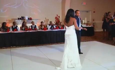 Father-Daughter Wedding Dance Wows Attendees
