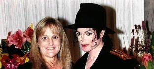 Debbie Rowe, Michael Jackson Photo
