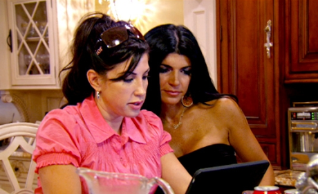 The Real Housewives of New Jersey Recap: Uncivil Unions