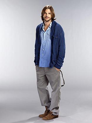 Ashton Kutcher Promo Photo