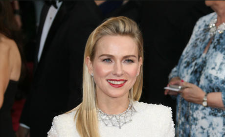 Naomi Watts at the Oscars