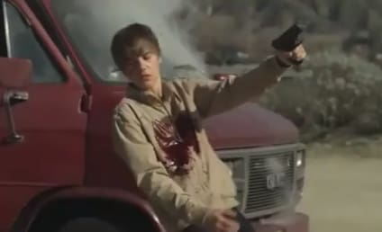 Justin Bieber: Killed on CSI!