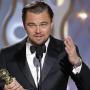 Leonardo DiCaprio Takes Private Jet to Accept Environmental Award