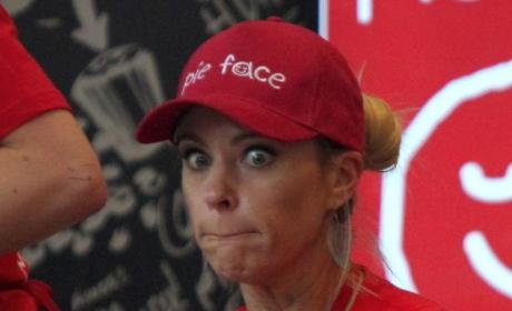 Kate Gosselin on Celebrity Apprentice