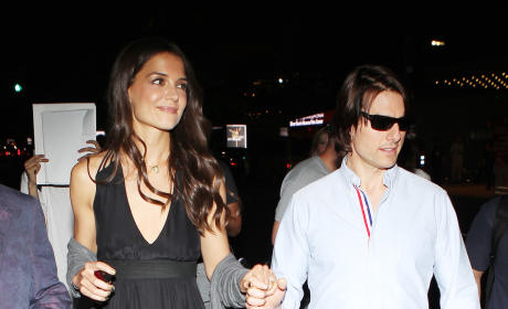 Katie Holmes, Tom Cruise Nude Photos on the Way?