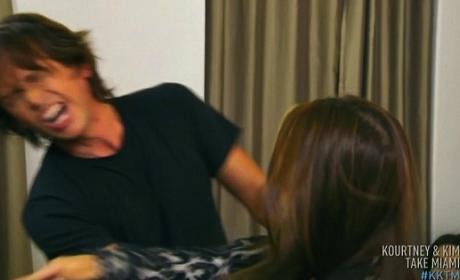 Kourtney & Kim Take Miami Recap: Jonathan Cheban Gets Slapped, Kim Has No Mercy