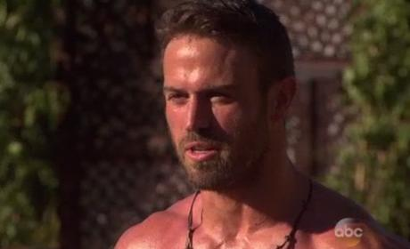 Chad J. on The Bachelorette
