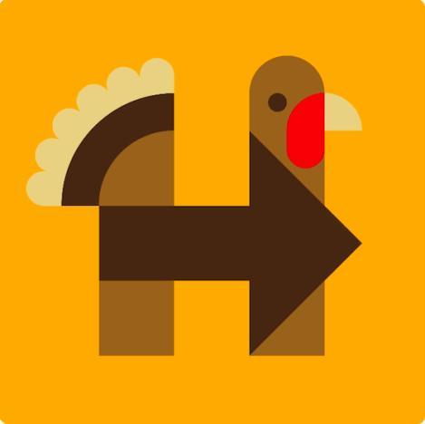 H Turkey!