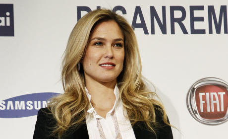 Bar Refaeli Naked in Mystery Video