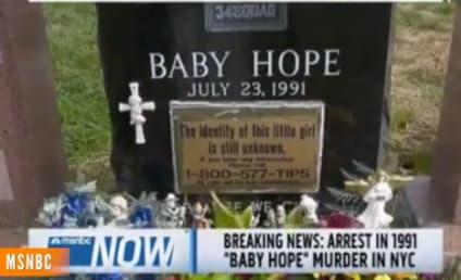 Baby Hope Case: Conrado Juarez Arrested in 1991 Death of Anjelica Castillo