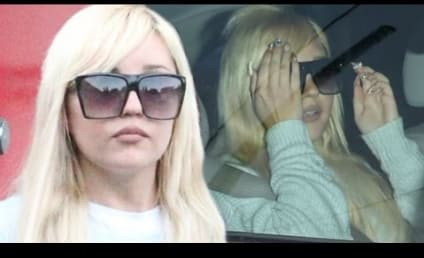 Amanda Bynes Emerges in L.A., Actually Looks Good!