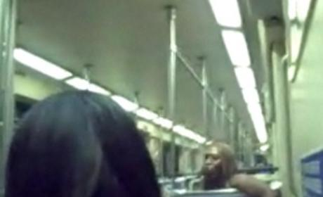 Wise-Ass Kids Maced By Subway Hooker