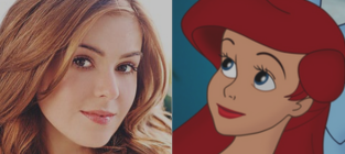 9 Celebrities Destined to Play Disney Princesses: Royally Perfect Fits!