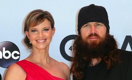 Jase and Missy Robertson: Anna Duggar Should LEAVE Josh Duggar!