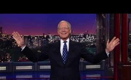 David Letterman Says Goodbye: Watch the Videos!