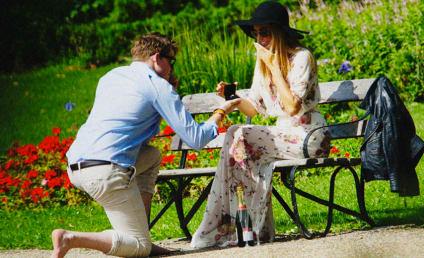 Prince Harry and Cressida Bonas Engagement Photos: Real or Fake?