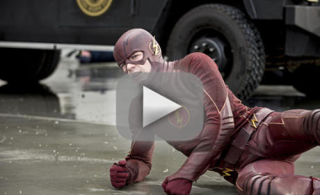 The Flash Season 1 Episode 21 Recap: A Hairy Situation