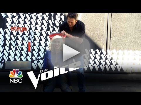 Gwen Stefani Accepts Ice Bucket Challenge