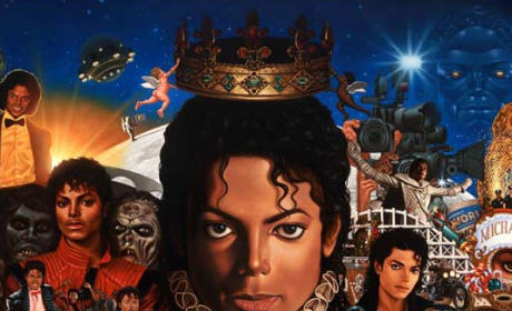 "First Listen: Michael Jackson's ""Breaking News"""