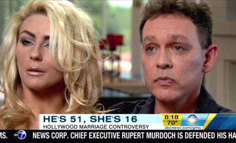 Courtney Stodden and Doug Hutchison Reality Show: Coming Soon!