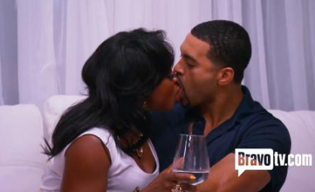 Apollo Nida and Phaedra Parks: Is It Over?