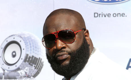 Rick Ross Suffers Second Seizure on Board Second Jet