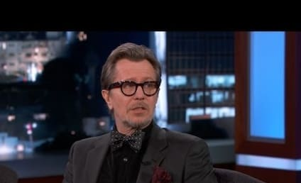Gary Oldman on Jimmy Kimmel Live: I'm an A$$hole