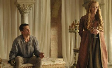 Game of Thrones Author Responds to Rape Scene