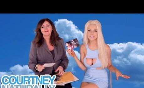 Courtney Stodden, Mom Take Trip Down Memory Lane, Make Us Uncomfortable