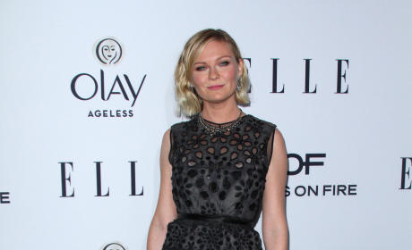 Kirsten Dunst: ELLE's Women In Television Celebration