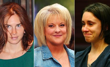 Nancy Grace on Amanda Knox Verdict: Casey Anthony Redux!