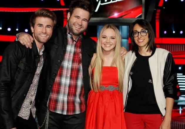 The Voice Season 4 Top 3