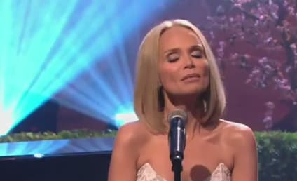"Kristin Chenoweth Parodies ""Popular,"" Anthony Weiner Sexting Scandal"