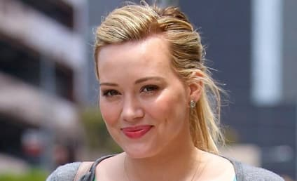 Hilary Duff Takes Heat For Cigarette in Pic