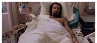 Jep Robertson Hospitalized