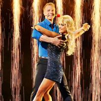 Sean Lowe and Peta Murgatroyd Pic